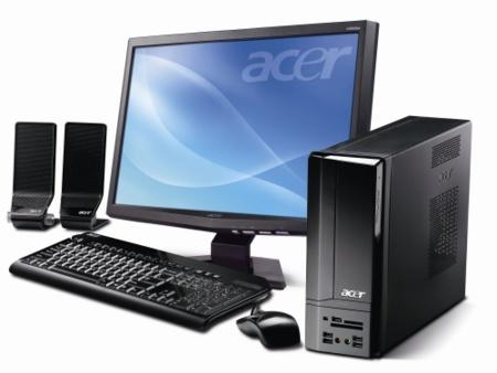 Acer Aspire 5735 y Aspire X1700