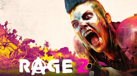 Aquí tienes el primer y salvaje tráiler oficial de RAGE 2. Y sí, hay gameplay loco