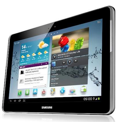 Samsung podría haber retrasado sus tablets para incluir procesador de cuatro núcleos