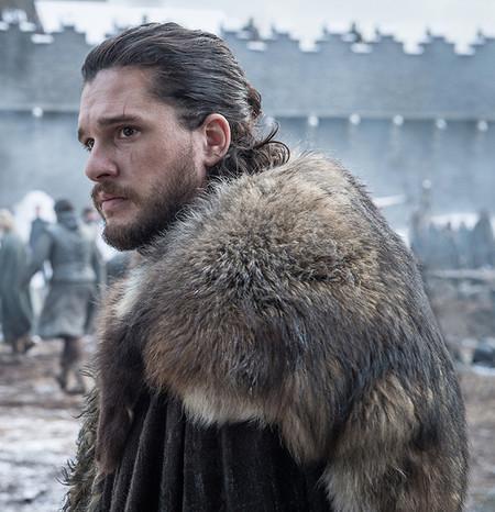 Jon Snow Juego De Tronos Octava Y Ultima Temporada