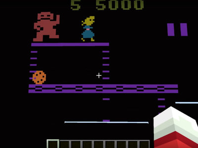 Un fan ha diseñado un emulador de Atari 2600... ¡en Minecraft!