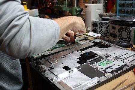 El informático de la empresa no está a la última