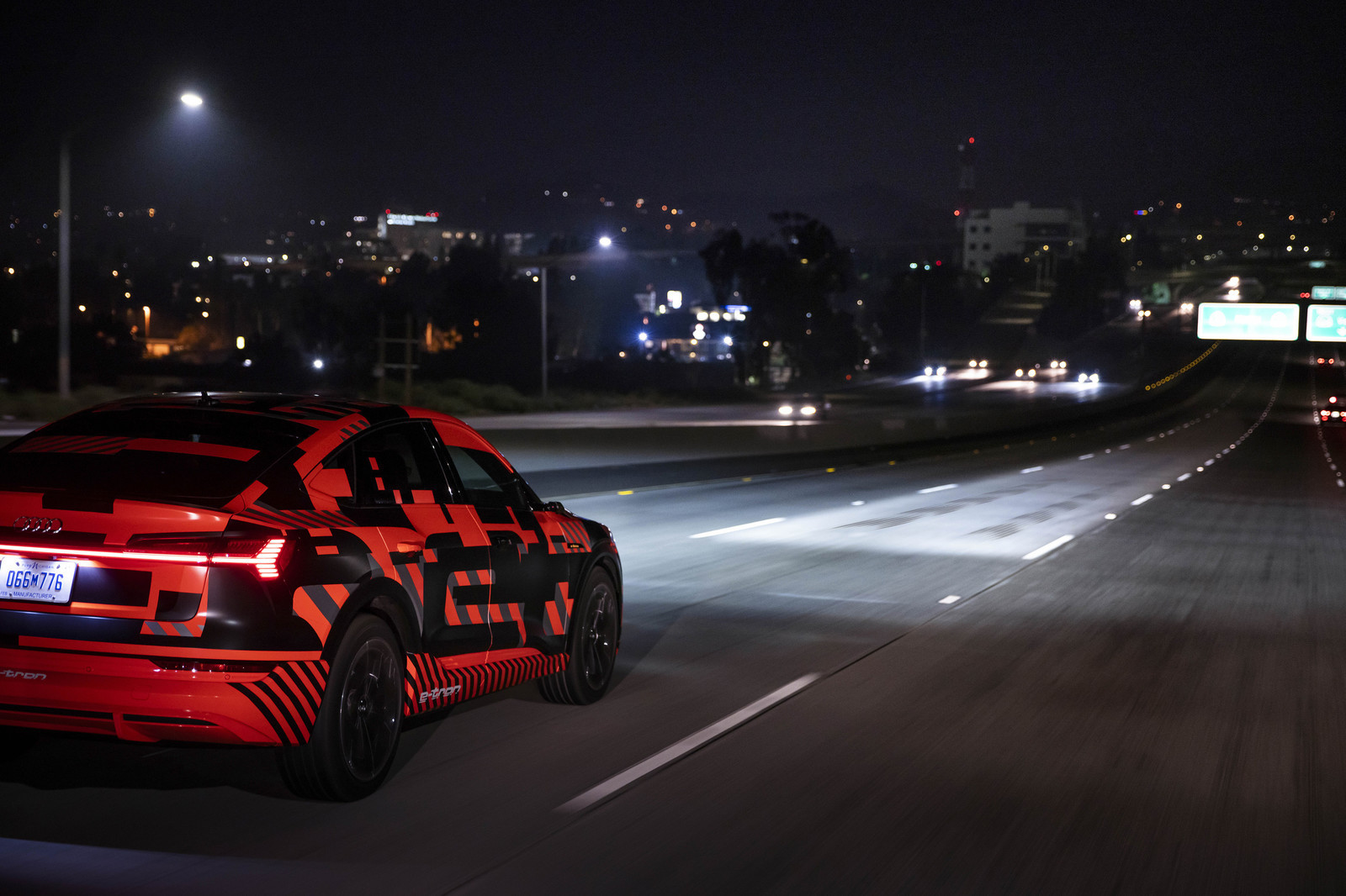 Foto de Audi Matrix LED Digital (10/11)