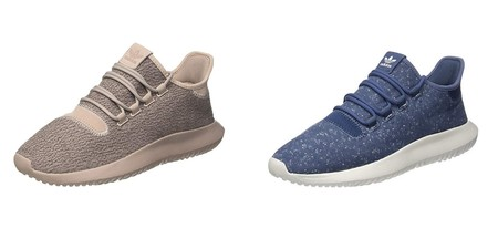 Desde 34,71 euros podemos haceros con estas zapatillas Adidas Tubular Shadow  gracias a Amazon