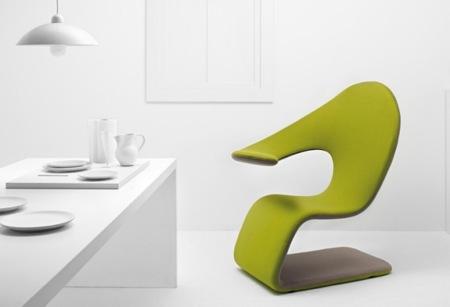 Aleaf, una chaise longue absolutamente única