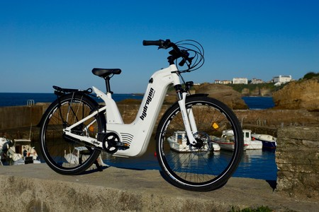 Bicicleta Hidrogeno Alpha 2