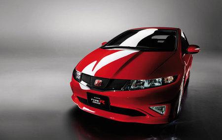 Japón recibirá al Civic Type-R europeo