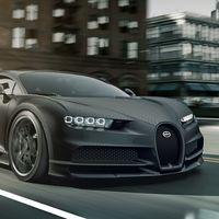Sólo habrá 20 Bugatti Chiron Noire: la misma bestia de 1.500 CV, pero ahora aún más siniestra y cara