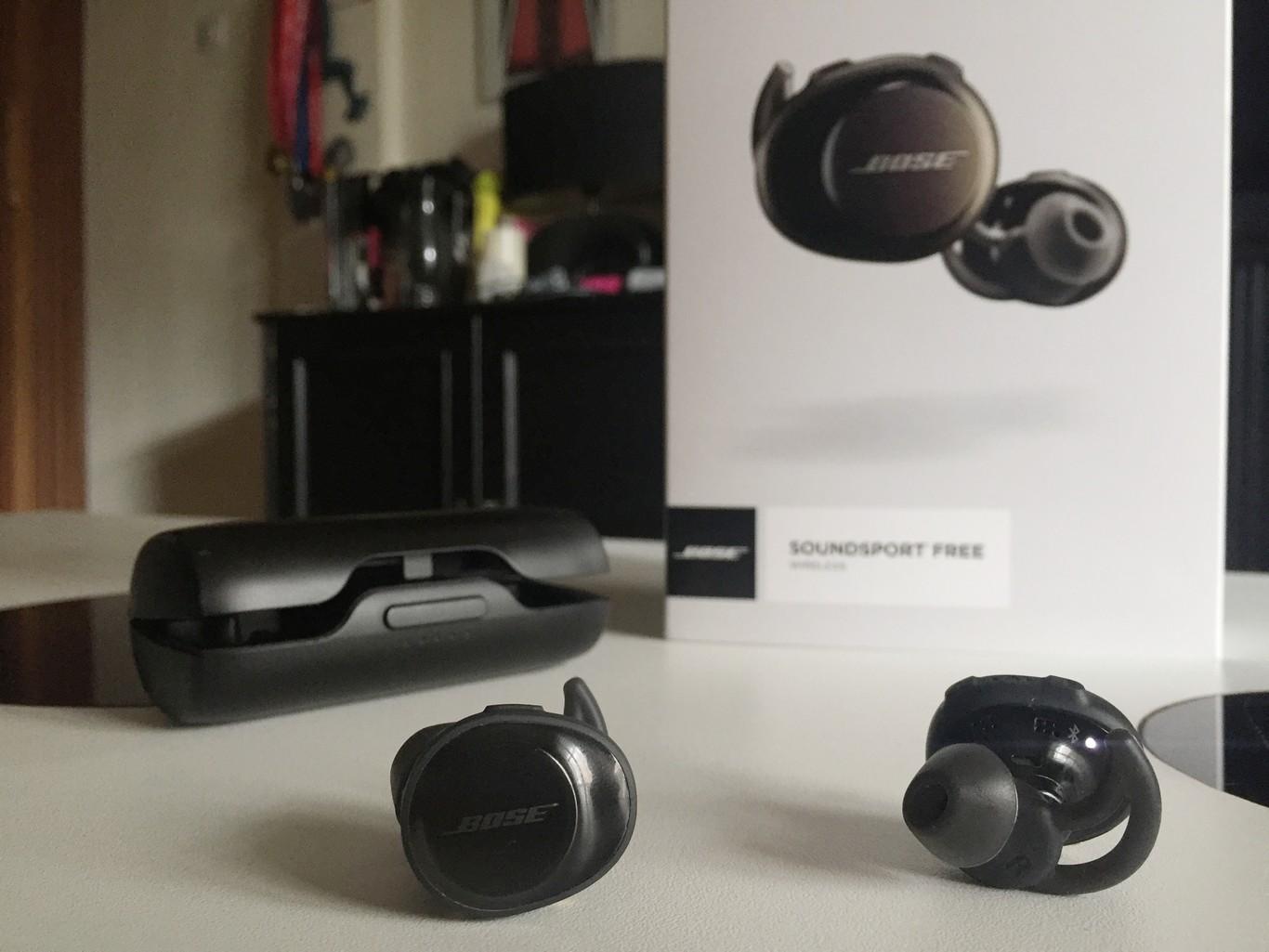 SoundSport Free de Bose: análisis de los auriculares