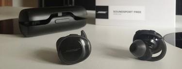 Probamos los SoundSport Free de Bose: auriculares inalámbricos diseñados para entrenar