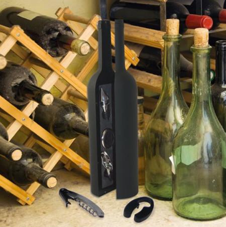 Kit botella Vino