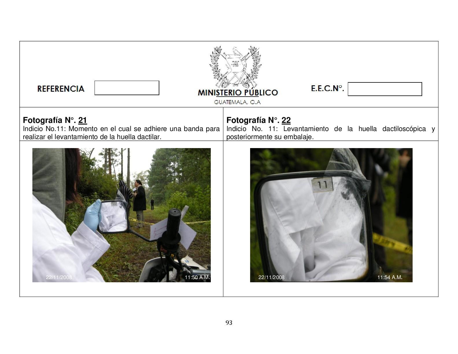 Foto de Simulación balacera contra motorista (11/12)