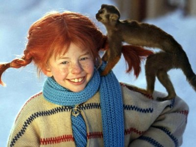 10 curiosidades que quizá no sabías de Pippi Calzaslargas