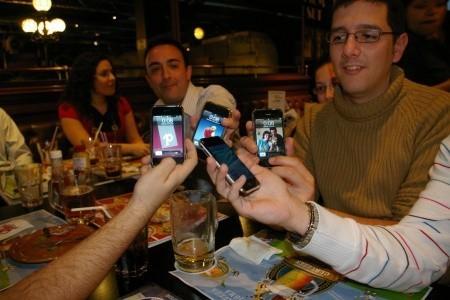 Imagen de la semana: los cuatro iPhones del apocalípsis