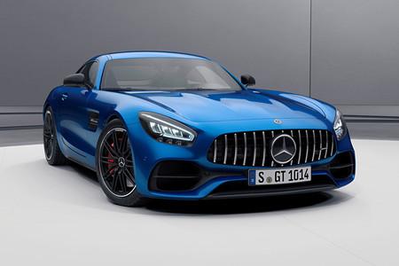 Mercedes-AMG GT 2021, el deportivo alemán se renueva con mayor potencia y tecnología