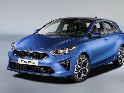 El nuevo Kia Ceed tendrá versiones híbridas, pero de momento no una 100% eléctrica