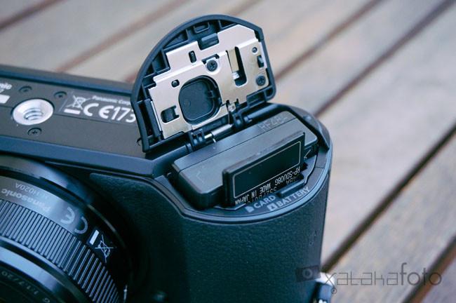 Lumix GX7 batería
