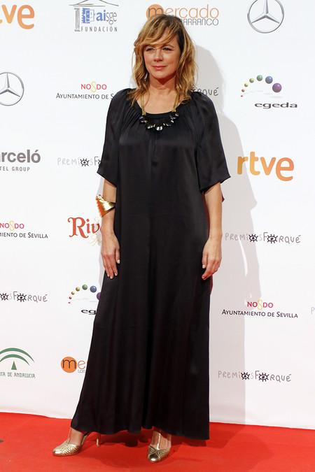 Premios Jose Maria Forque 2017 Peor Vestidas Alfombra Roja 3