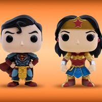 Nuevos Funko POP de DC Comics con Superman y Wonder Woman inspirados en el Imperio Chino ya disponibles en reserva con Amazon México