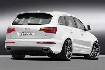 Audi Q7 TDI por B&B: porque el diesel te pone burro