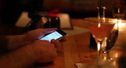 Nueva patente de Apple para aplicaciones en restaurantes, zoos y conciertos