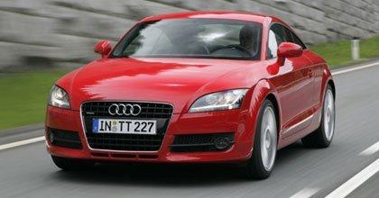 Equipamiento de serie del nuevo Audi TT