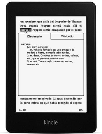 Kindle Paperwhite 2013