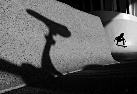 'Psilocybe', fotografía callejera en la curiosa estructura urbana de Las Setas de Sevilla por Antonio E. Ojeda