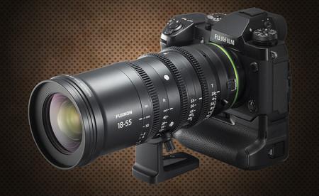 Fujifilm X H1 Mkx18 55mm
