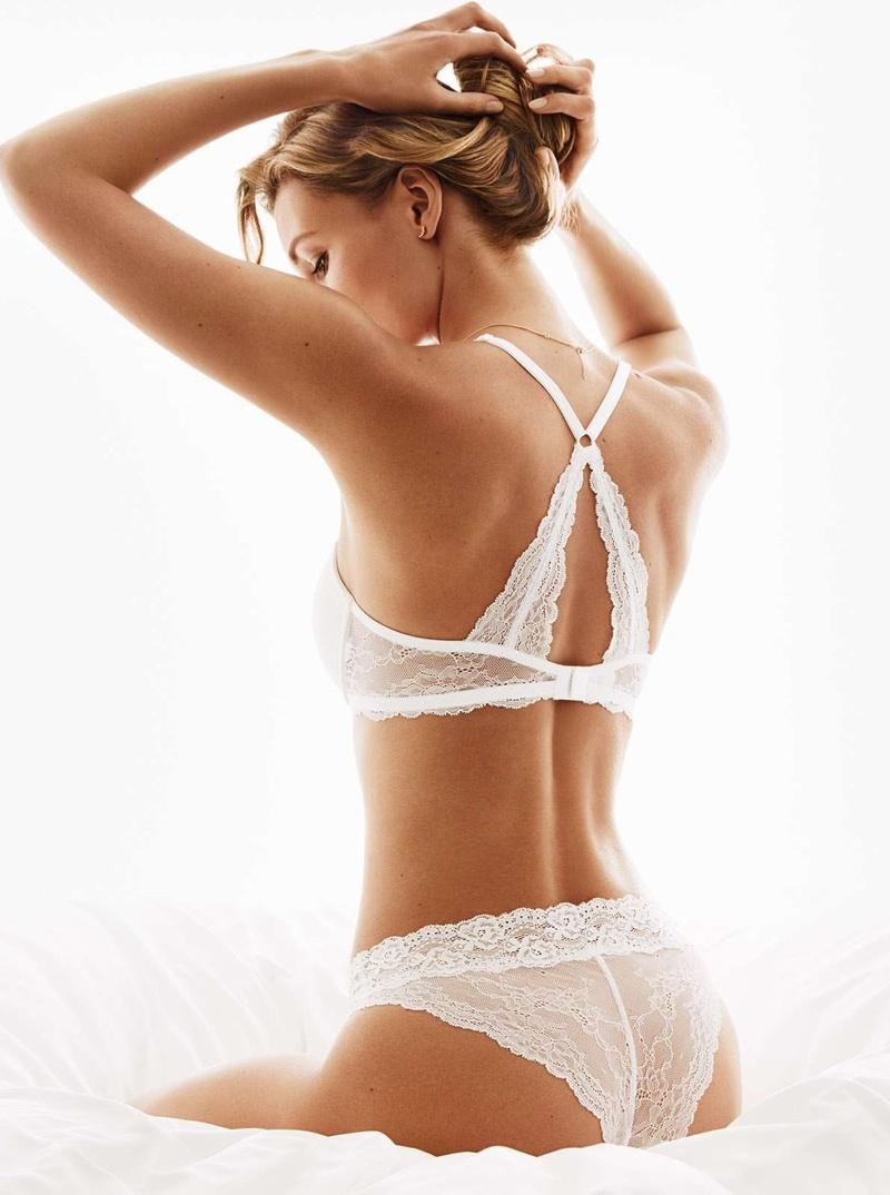 H&M lencería para novias