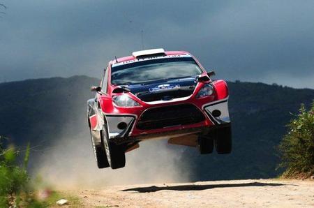 Federico Villagra correrá nueve rallyes con un Ford Fiesta WRC