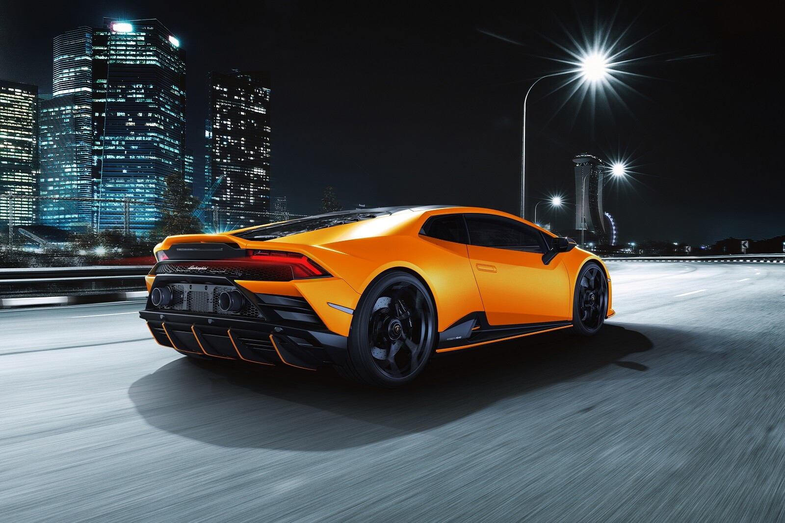 Foto de Lamborghini Huracán EVO Fluo Capsule (26/26)