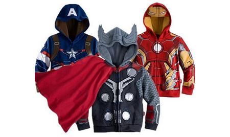 Sudadera con capucha de The Avengers desde 7,76 euros en Aliexpress con envío gratis