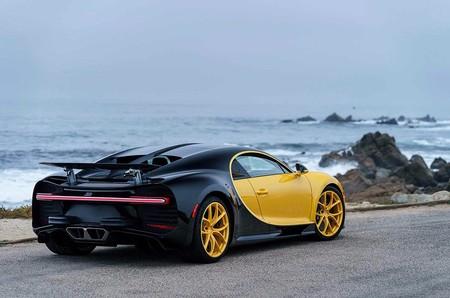 Bugatti Chiron Estados Unidos