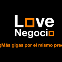 Orange aumenta hasta los 180 GB los datos de sus tarifas Love Negocio