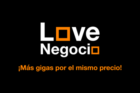 Orange aumenta hasta los 180 GB los datos de sus tarifas Love Negocio