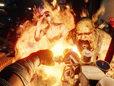 El gore visceral de Killing Floor 2 llegará este año a PC y PS4 de la mano de Deep Silver