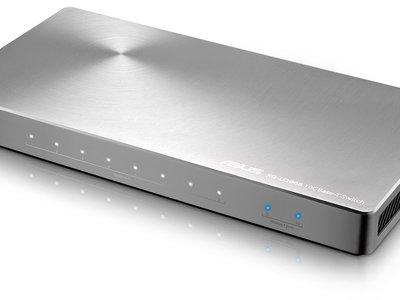 ¿Necesitas una red a 10 Gbps en casa? Asus lanza un switch 10 GbE para el mercado doméstico