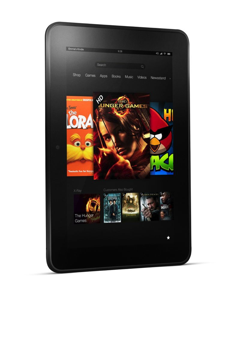Foto de Kindle Fire HD 8.9 (4/10)