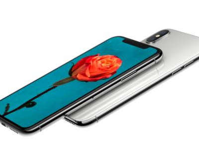 iPhone X: el impresionante primer iPhone con pantalla OLED sin marcos y sin botón de inicio