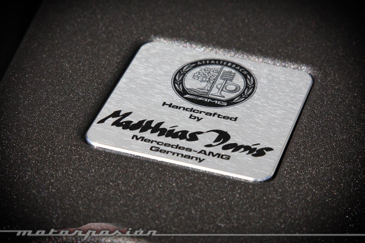 Foto de Mercedes-AMG E 63 4Matic (prueba) (41/42)