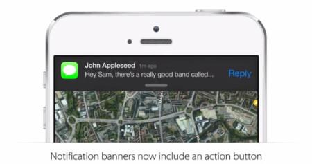 ¿Notificaciones interactivas en iOS? Este concepto nos demuestra que puede hacerse