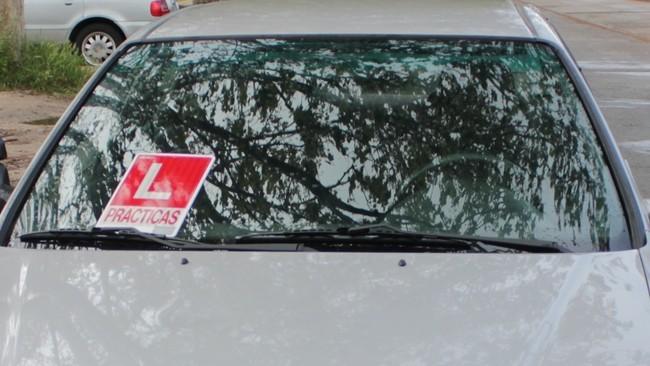 Licencia de aprendizaje de la conducción