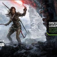 Es oficial, NVIDIA regalará el nuevo juego Tomb Raider con tarjetas GeForce GTX