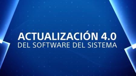 PlayStation 4 recibe mañana la actualización 4.00; incluye HDR, transferencia de archivos a otras PS4 y mucho más