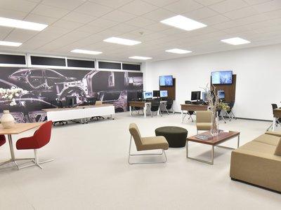 GM de México inaugura laboratorio de ingeniería en Arkansas State University Campus Querétaro