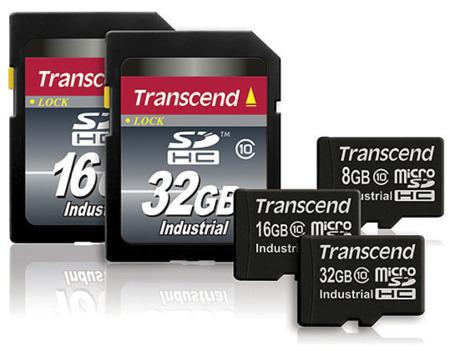 Transcend tiene nuevas tarjetas SDHC capaces de soportar temperaturas extremas: de -40 a 85 grados