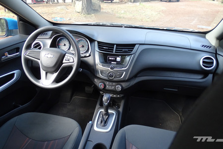 Chevrolet Aveo 2018 5