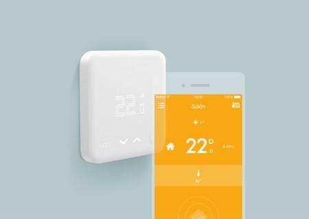termostato inteligente tado y aplicación