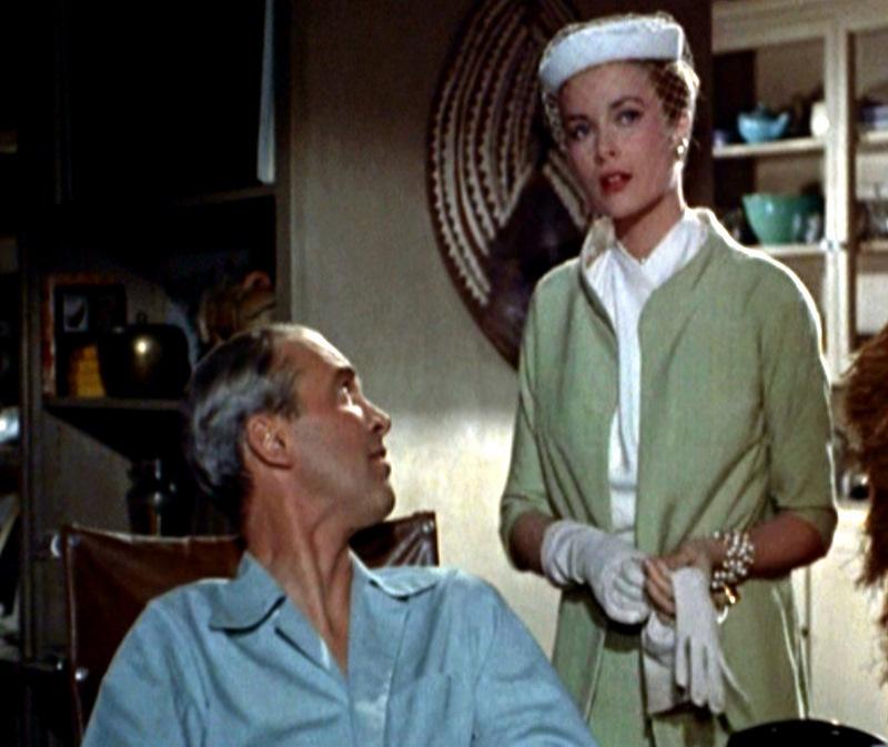 Foto de Grace Kelly, una de las rubias favoritas de Alfred Hitchcock (4/13)